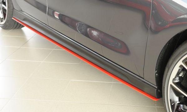 Rieger Seitenschwelleransatz nur für orig. N-Schweller Hyundai i30 N-Performance (PDE) 5-tür. 07.1