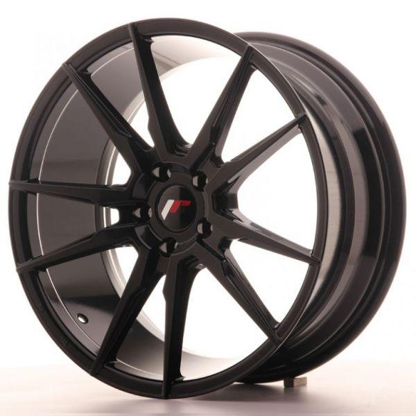 Japa Racing JR21 8,5x19 ET40 Glossy Black