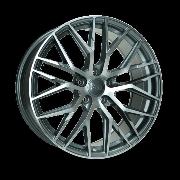 MAM RS4 8,5x19 ET45 LK 5x112 Palladium Front polish