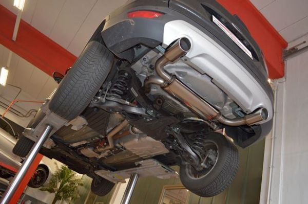 70mm Duplexanlage Ford Kuga II
