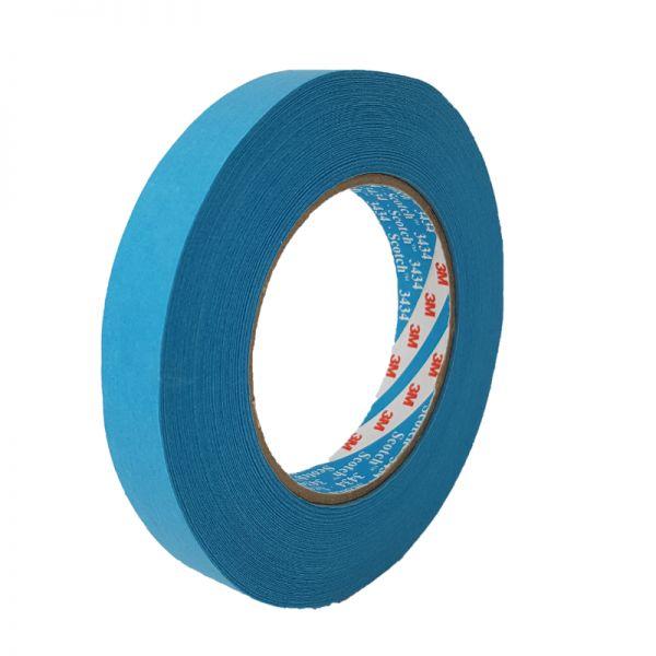3M 3434 Scotch Tape (blau) 25mm, 50m lang