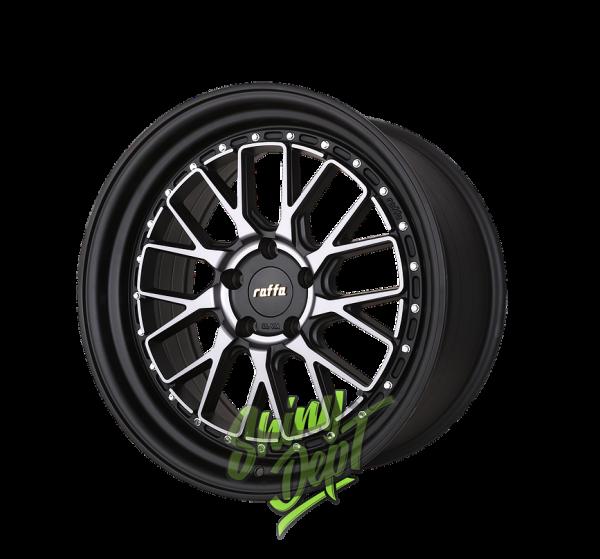 Raffa Wheels 8,5x19 ET 45 Dark Mist