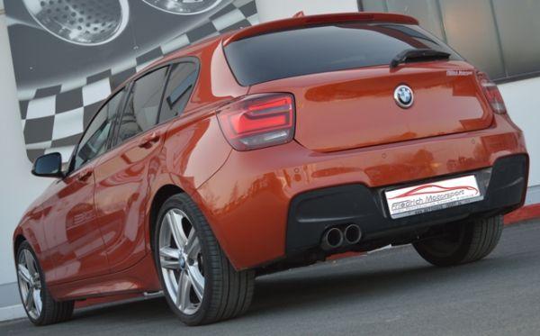 70mm Anlage BMW 1er F20/F21