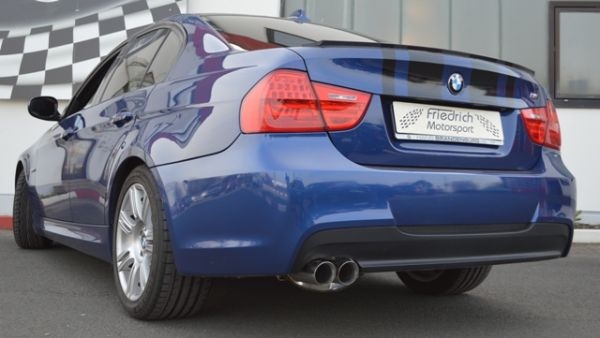 70mm Sportendschalldämpfer BMW E90