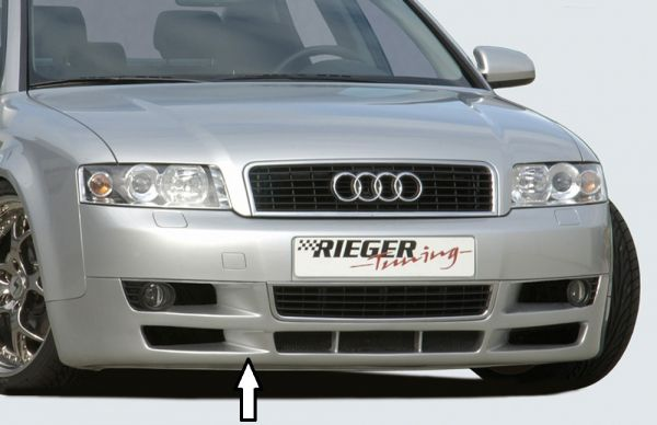 Rieger Spoileransatz Audi A4 (8E) Typ B6 Lim. 11.00-10.04