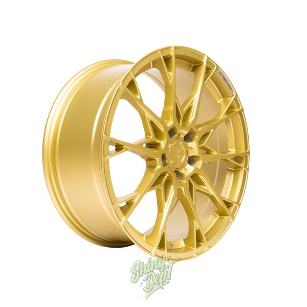 B52 WHEELS X1 REACHER MATT GOLD LACKIERT | 19 ZOLL