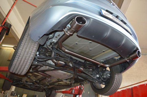 70mm Duplex-Anlage Opel Cascada