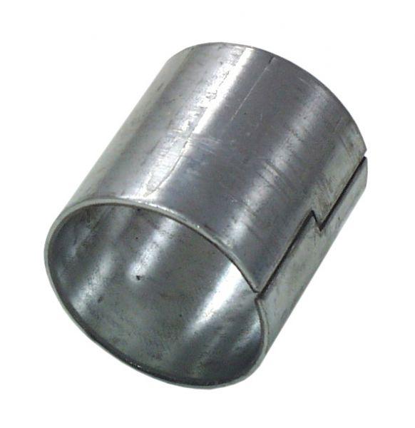 Adapterhülse 42 - 38mm aluminierter Stahl