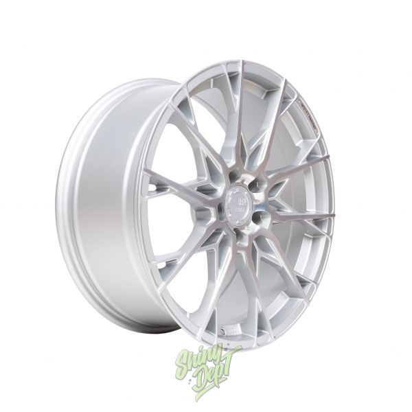B52 WHEELS X1 REACHER SILBER MATT POLIERT | 19 ZOLL