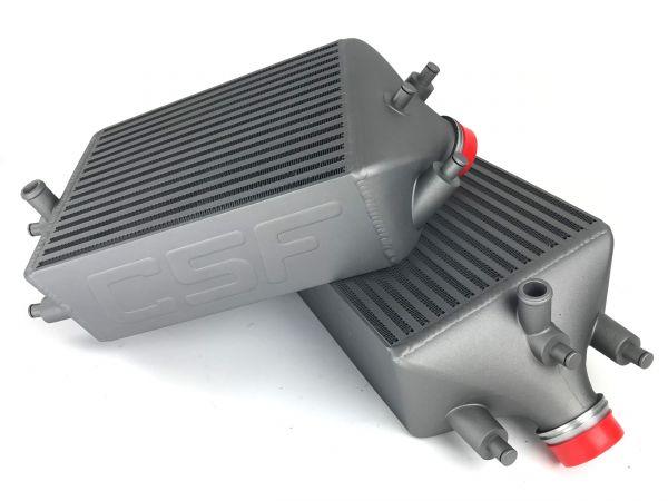 CSF Ladeluftkühler Set für Porsche 911 991 Turbo / Turbo S