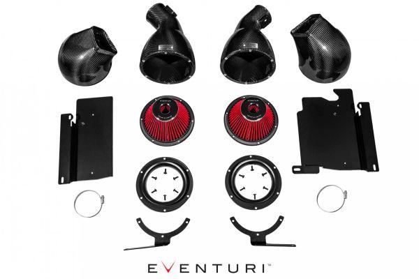 Eventuri Carbon Kevlar Ansaugsystem für Lamborghini Huracan