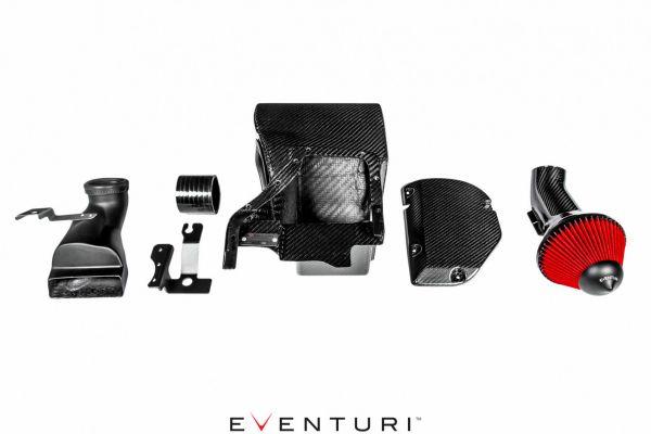 Eventuri Carbon Ansaugsystem für Honda Civic Type-R FK8