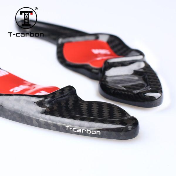 Carbon Schaltpaddles Schaltwippen für VW Golf 5 Golf 6, Passat, Golf R, GTI,