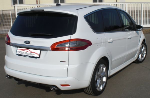 70mm Duplexanlage Ford S-Max