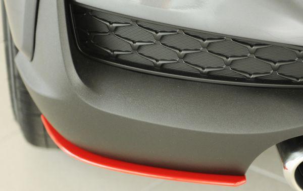 Rieger Heckschürzenansatz seitlich links nur für orig. N-Heckeinsatz Hyundai i30 N (PDE) 5-tür. 07