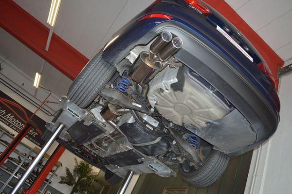 70mm Anlage VW Jetta 1KM