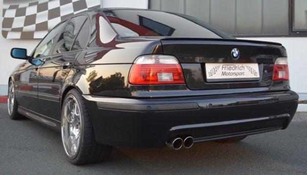 70mm Sportendschalldämpfer BMW E39