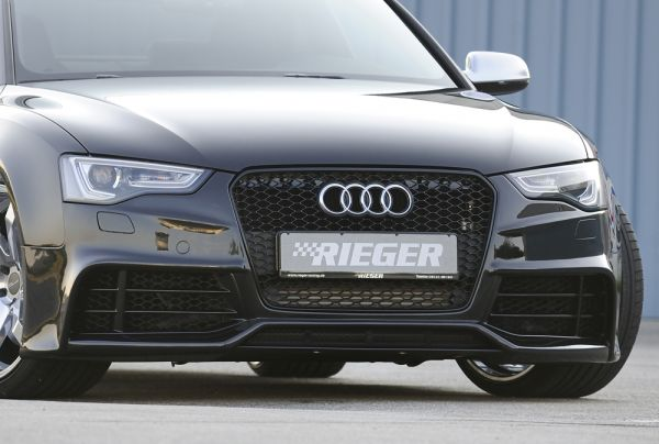 Rieger Spoilerstossstange Audi A5 B8 B81 Coupe 10 11 Ab Facelift