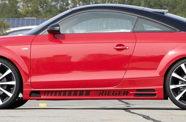 Rieger Seitenschweller Audi TT (8J) Roadster 09.06-