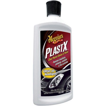 MEGUIARS PLASTX 296ML Plastikpolitur 296ml