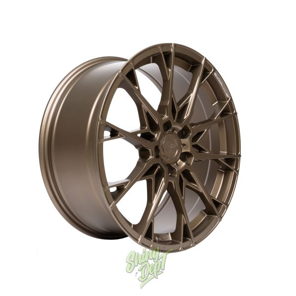B52 WHEELS X1 REACHER BRONZE MATT LACKIERT | 19 ZOLL |