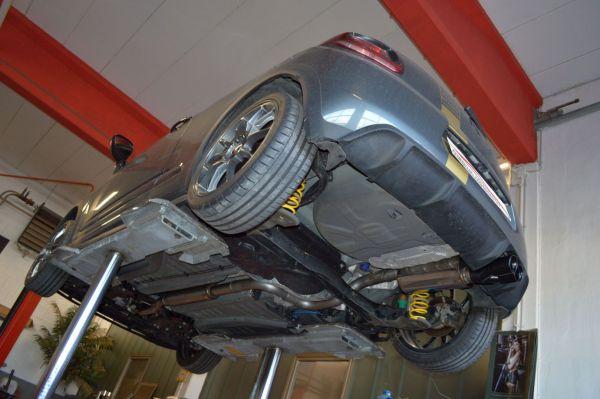 70mm Anlage Citroen DS3